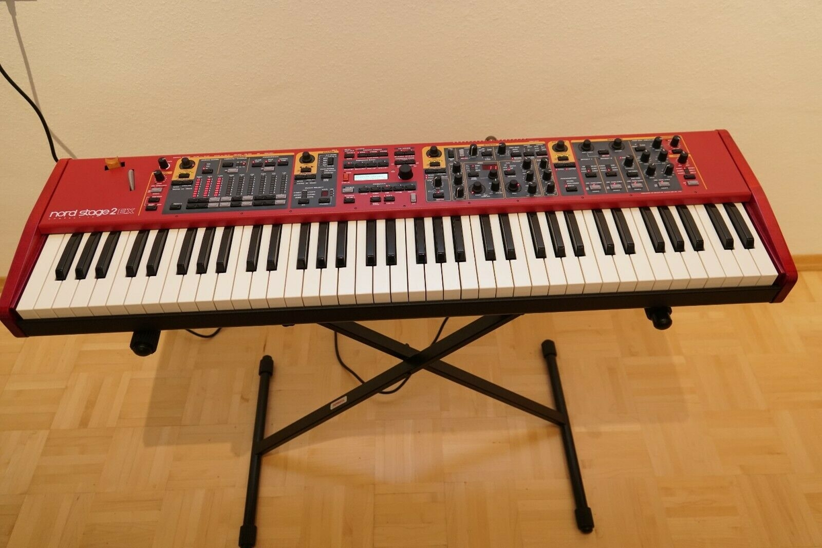 Clavia NORD Stage 2 EX Compact 73 Key Workstation