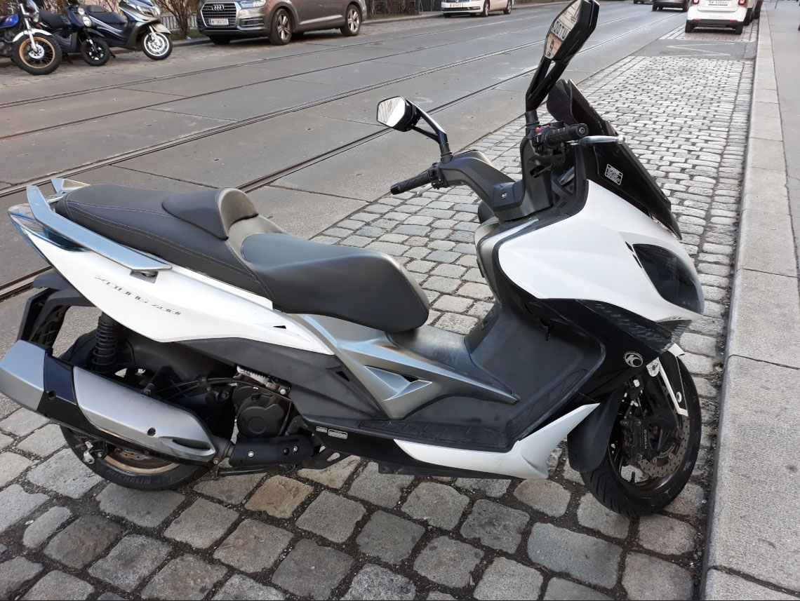 Kymco X-citing 400s ABS