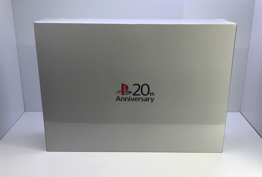 PlayStation 4 - 20th Anniversary Limited Edition